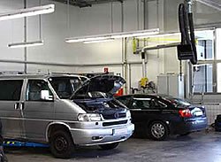 Car and Van Servicing